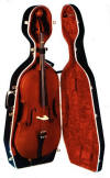 005 Hiscox Standard Cello Case